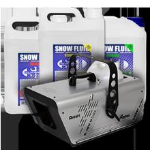 Рідини для генераторів снігу